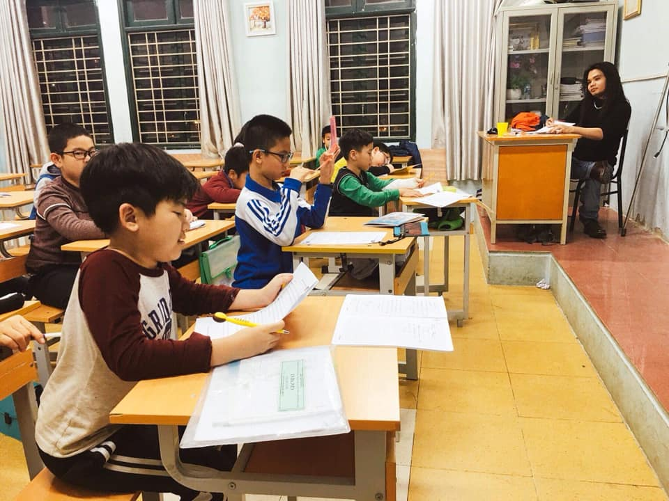 Vòng 2 cuộc thi Toán học quốc tế IMAS sắp diễn ra. Thầy và trò CLB MathSpace đang tập trung cho những buổi ôn cuối cùng.