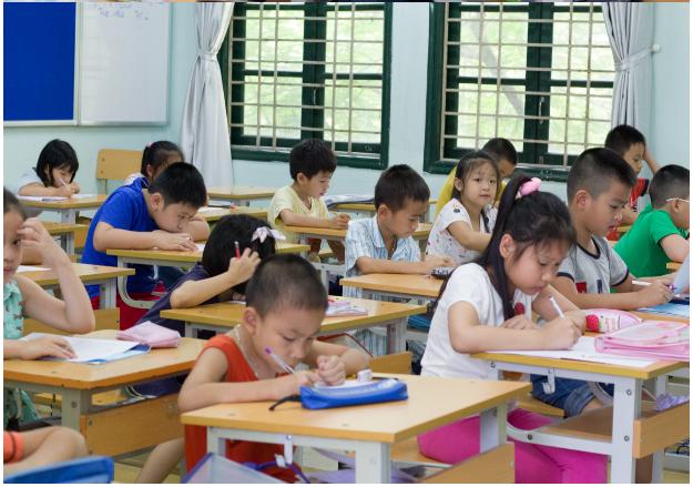 Chúc mừng các con học sinh lớp văn 5 đạt kết quả tốt trong kì thi THCS 2019-2020